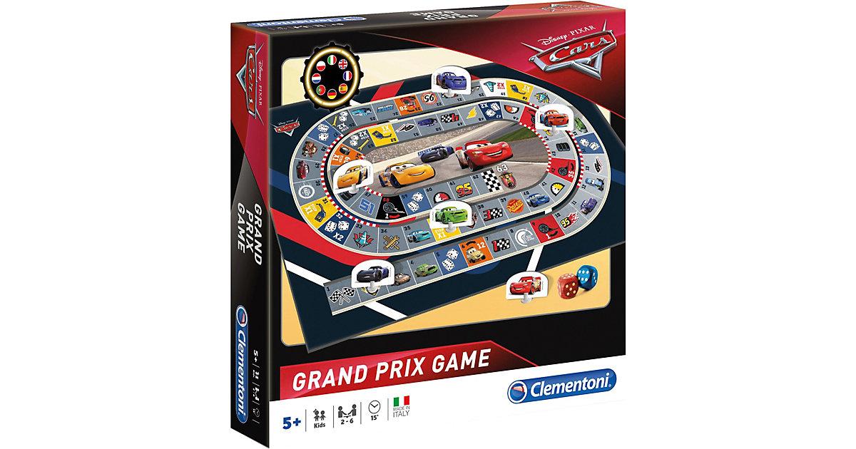 Grand Prix Spiel Cars