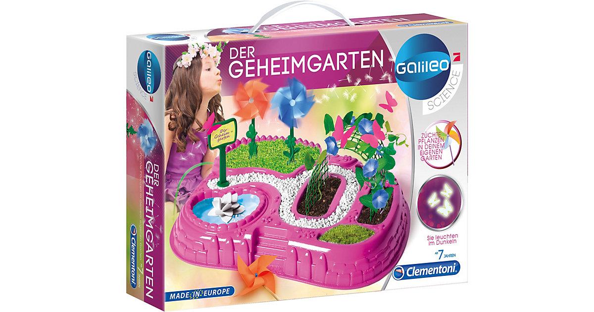 Clementoni · Der Geheimgarten