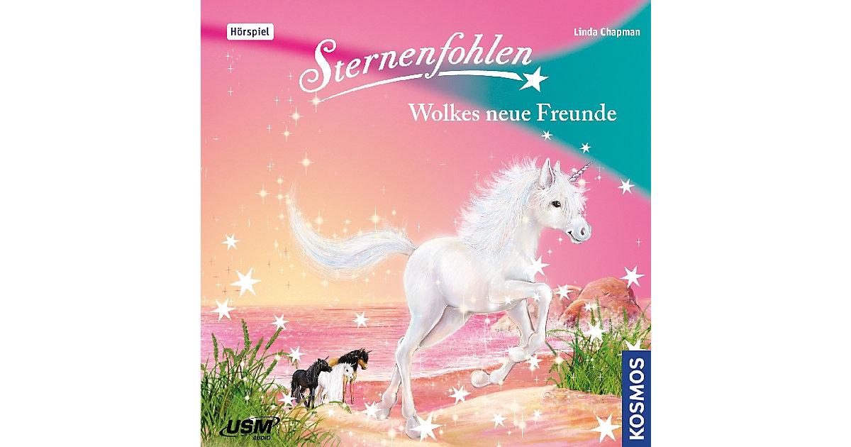 CD Sternenfohlen 12- Wolkes neue Freunde Hörbuch