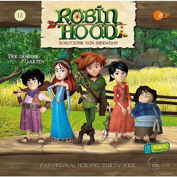 Cd Robin Hood Schlitzohr Von Sherwood 12 Der Geheime Garten Edel Mytoys