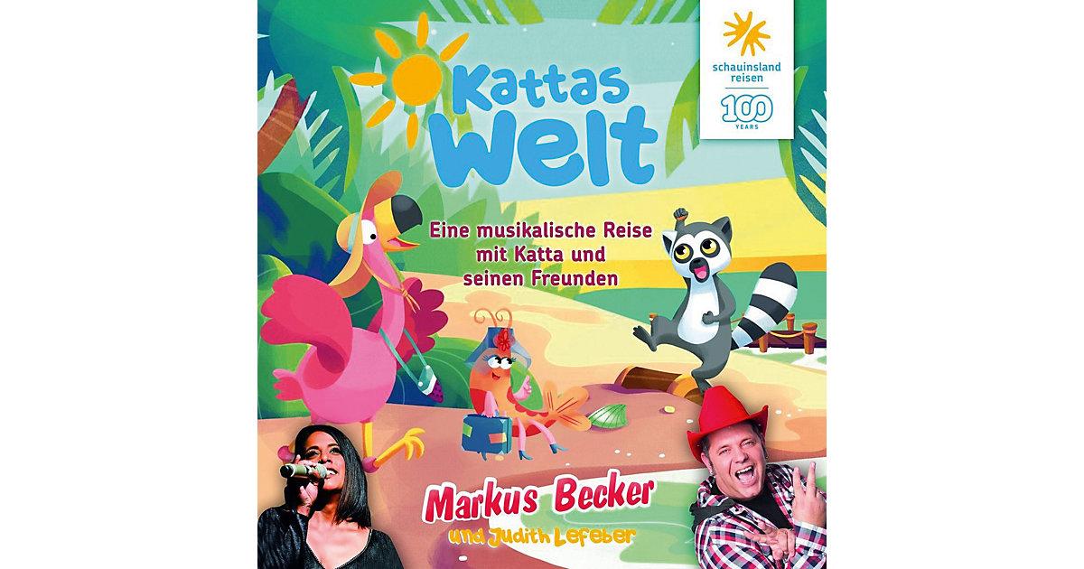 CD Kattas Welt - Eine musikalische Reise mit Ka...