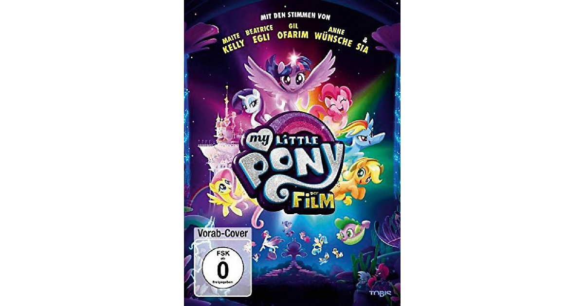 BLU-RAY My little Pony - Der Film