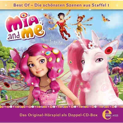 CD Mia And Me - Best Of - Doppel-Box (Staffel 1)