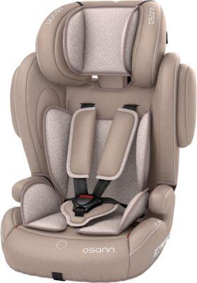Osann Kinderautositz Flux Plus Beige Kindersitz Autokindersitz Sitz KFZ  9-36 KG