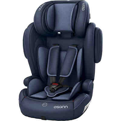 auto kindersitz flux isofix navy melange 2018 osann. Black Bedroom Furniture Sets. Home Design Ideas