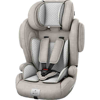Auto-Kindersitz Flux Plus, bellybutton, Silver Cloud