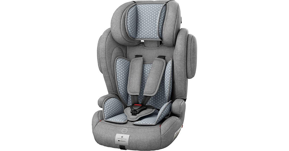 Osann · Auto-Kindersitz Flux Isofix, bellybutton, Steel Grey, 2018 Gr. 9-36 kg