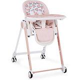 Стульчик для кормления Happy Baby Berny, розовый