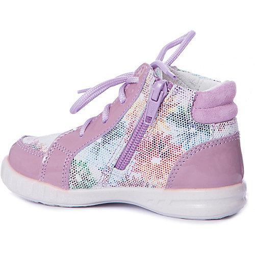 Ботинки Котофей - розовый от Котофей