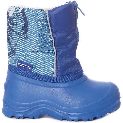 Сноубутсы Nordman - синий от Nordman
