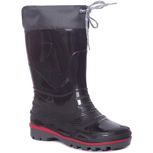 Резиновые сапоги со съемным носком Nordman - черный от Nordman