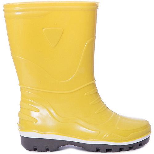 Резиновые сапоги Nordman - желтый от Nordman