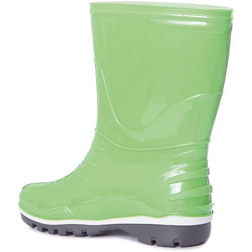 Резиновые сапоги Nordman - зеленый от Nordman