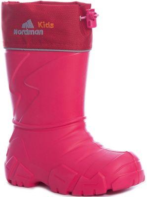 Сноубутсы со съемным носком Nordman Kids