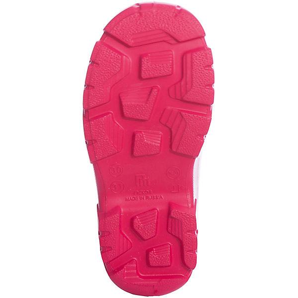 Резиновые сапоги Nordman Kids для девочки