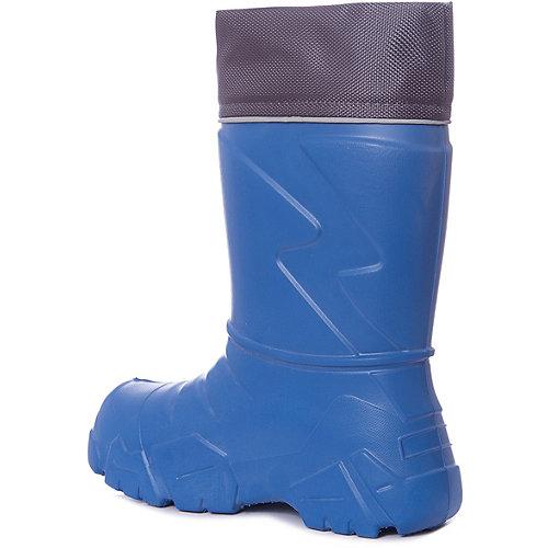 Сноубутсы со съемным носком Nordman Kids - синий от Nordman