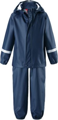 Непромокаемый комплект: куртка и брюки Tihku Reima - синий