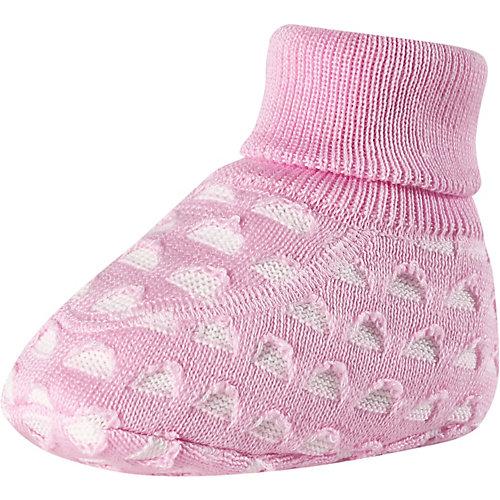Пинетки Reima Tintti - розовый от Reima