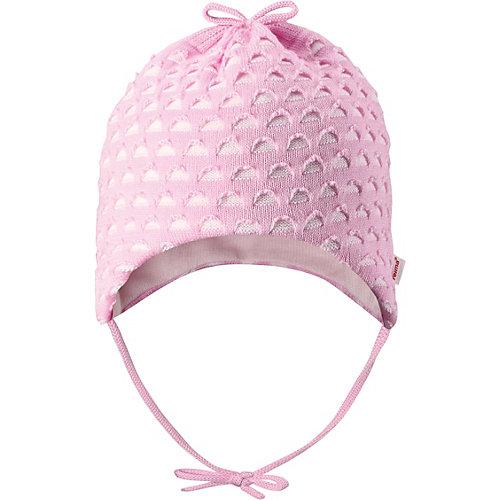 Шапка Reima Tiainen - розовый от Reima