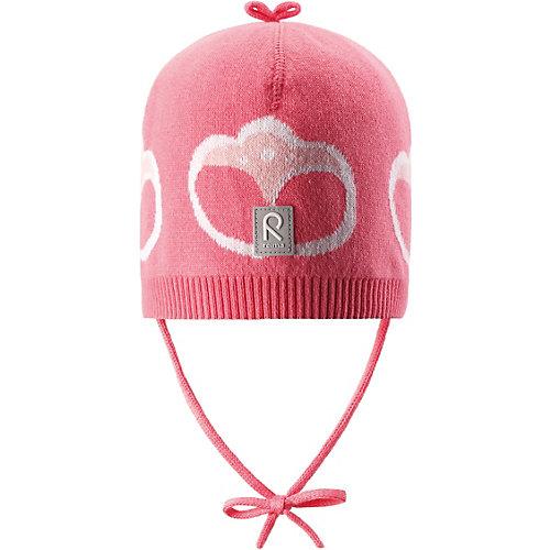 Шапка Reima Kuohu - розовый от Reima