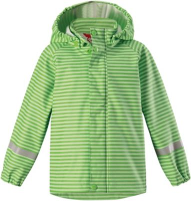 Куртка-дождевик Vesi Reima - зеленый