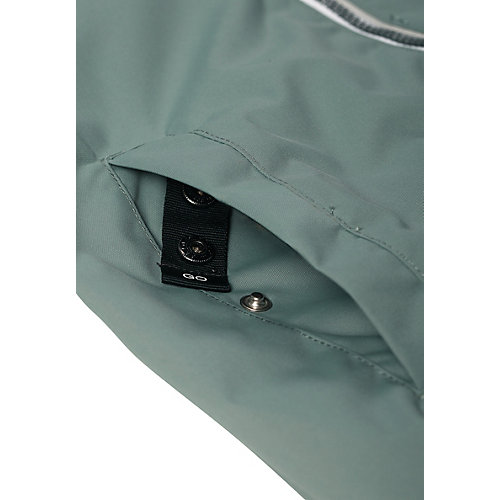 Бомбер Reima Aarre - зеленый от Reima