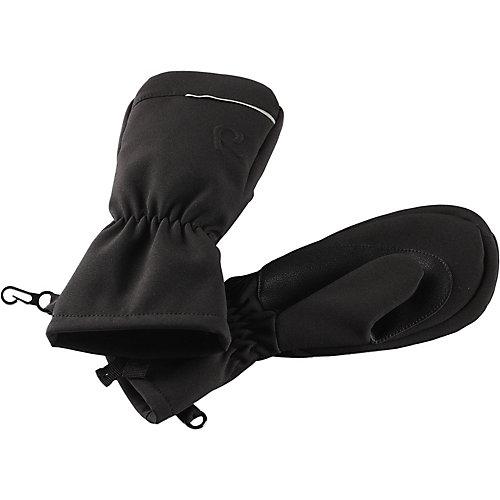Варежки Reima Etappi - черный от Reima