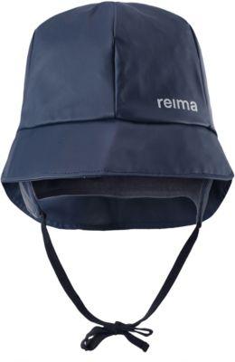 Непромокаемая шапка Rainy Reima для мальчика - синий