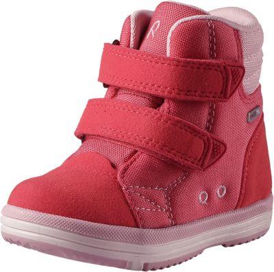 Ботинки Patter Wash Reimatec® Reima - красный