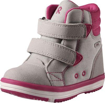 Ботинки Patter Wash Reimatec® Reima для девочки - серый