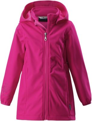 Куртка Lassie для девочки - розовый