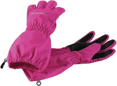 Перчатки Lassietec® Lassie для девочки - розовый