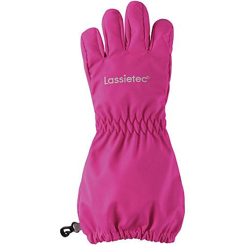 Перчатки Lassie Lassietec - розовый от Lassie