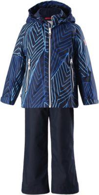 Комплект: куртка и брюки Pollari Reimatec® Reima для мальчика - синий