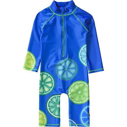 Kinder Schwimmanzug mit UV-Schutz Gr. 86/92 | 07394437102394