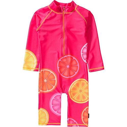 Kinder Schwimmanzug mit UV-Schutz Gr. 98/104 Mädchen Kleinkinder | 07394437102554