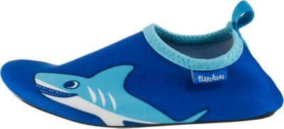 Für Uv JungenPlayshoes Schutz Aquaschuhe Mit Baby Hai jAR354L