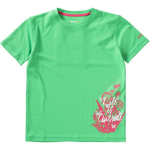 Regatta Kinder Funktionsshirt ALVARADO Gr. 104 Jungen Kleinkinder | 05051522735944