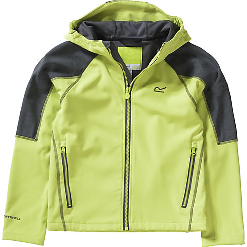 Regatta Kinder Softshelljacke ACIDITY II Gr. 116 Jungen Kinder | 05020436979522