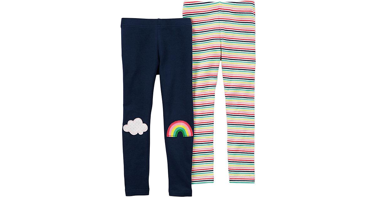 Carter´s · Doppelpack Leggings Gr. 92 Mädchen Kleinkinder
