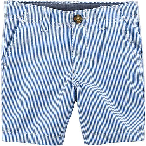Shorts gestreift Gr. 116 Jungen Kinder | 00190796520612