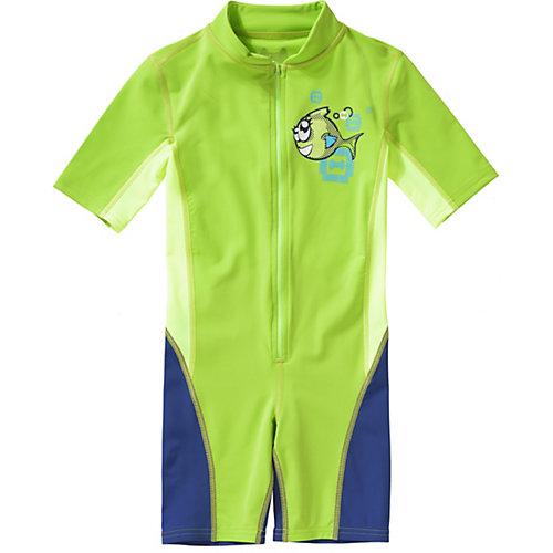 hyphen Schwimmanzug mit UV-Schutz Gr. 116/122 Jungen Kinder   04046451058265