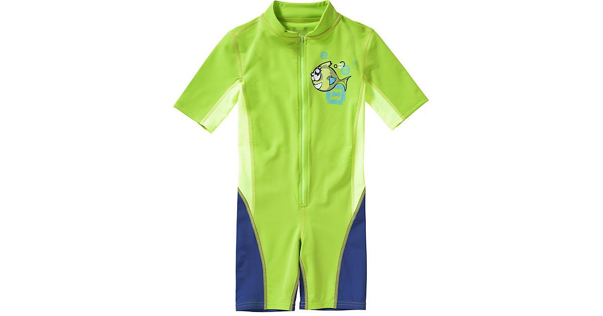 hyphen · Schwimmanzug mit UV-Schutz Gr. 116/122 Jungen Kinder