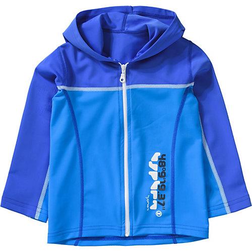 Trainingsjacke mit Kapuze und UV-Schutz Gr. 92/98 Jungen Kleinkinder | 04046451061128