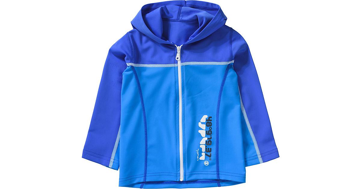 hyphen · Trainingsjacke mit Kapuze und UV-Schutz Gr. 104/110 Jungen Kinder