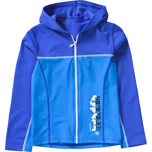 Trainingsjacke mit Kapuze und UV-Schutz Gr. 140/146 Jungen Kinder | 04046451061197