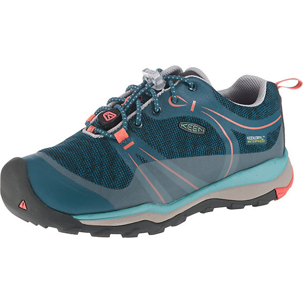 Kinder Outdoorschuhe TERRADORA LOW WP, waterproof
