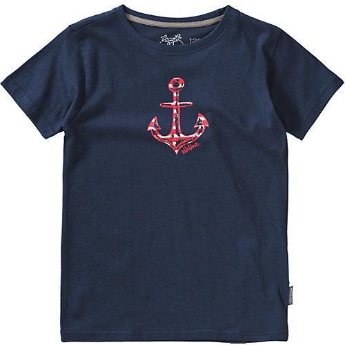 T-Shirt Bio Großefahrt mit UV-Schutz Gr. 152/158 Jungen Kinder | 04051533514522