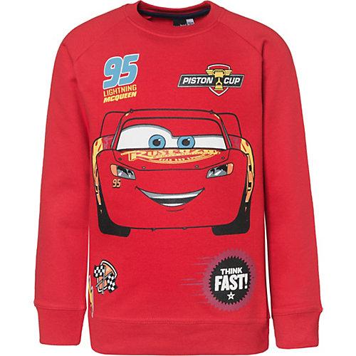 Disney Cars Sweatshirt Gr. 92/98 Jungen Kleinkinder | 08715409103062