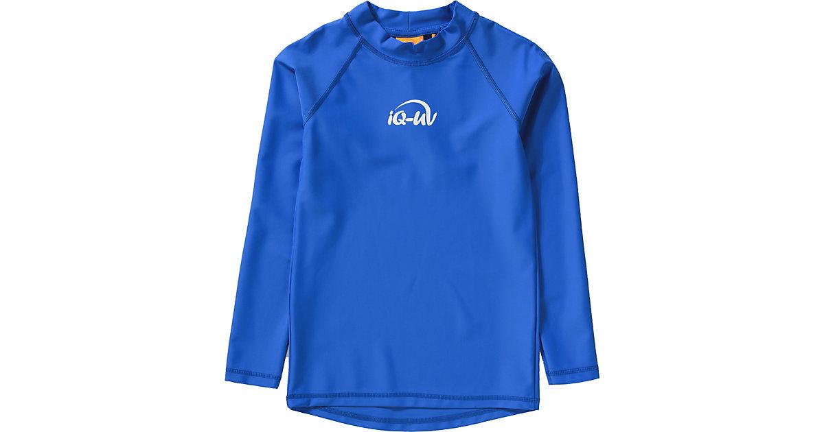 IQ Company · Kinder UV-Schutz Langarmshirt Gr. 116/122
